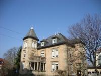 ",,Denkmalgeschützte Villa in Öhringen """